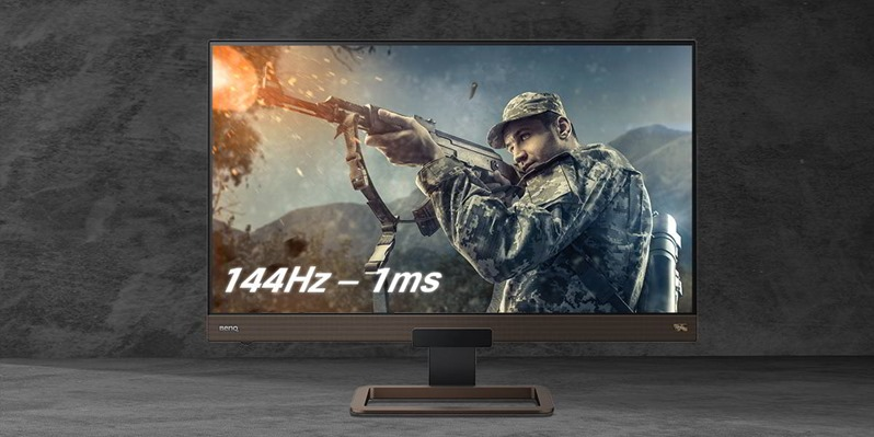 Monitor 144Hz 1ms