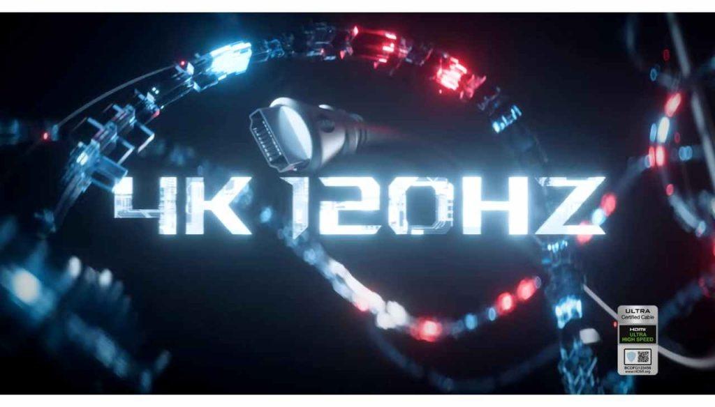 Mejores Monitores Gaming HDMI 2.1 en 2021
