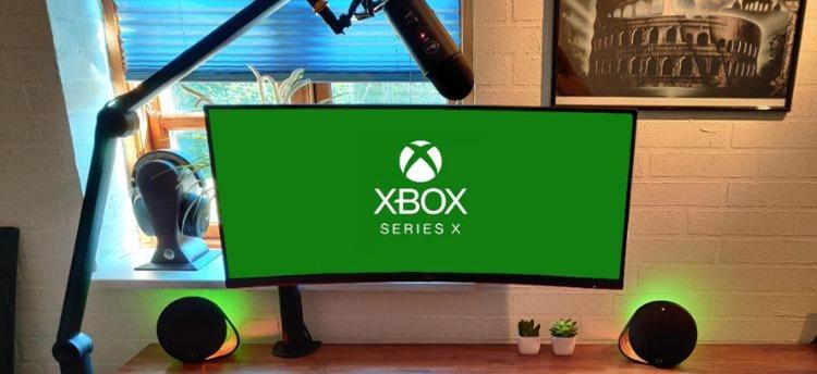Monitor para Xbox Series X