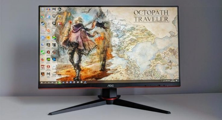Análisis del AOC 24G2U: Otro campeón entre los mejores monitores económicos para gaming