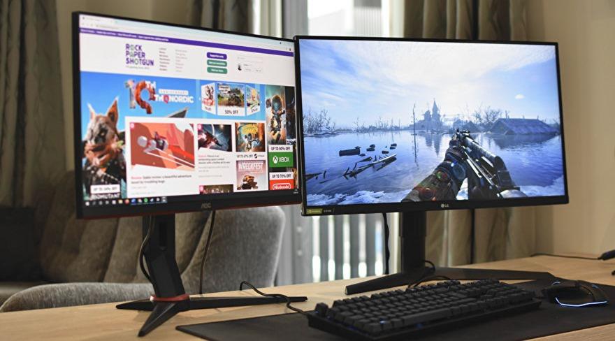 Conectar Dos Monitores
